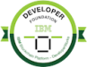 -IBM Blockchain Developer Badge-