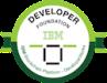 -IBM Blockchain Developer Badge-