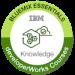-IBM Bluemix Essentials Badge-