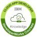 -IBM Cloud Developer Badge-