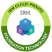 -IBM Cloud Private Foundation Badge-