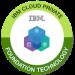 -IBM Cloud Private Foundation Badge-