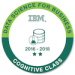 -IBM Data Science - Business 2 Badge-