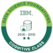 -IBM Data Science - Foundations 2 Badge-