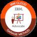 -IBM Garage Method Advocate Badge-