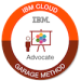 -IBM Garage Method Advocate Badge-