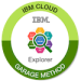 -IBM Garage Method Explorer Badge-