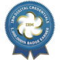 -IBM 1,000,000th Issued Badge-
