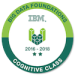 -IBM Big Data - Foundations 2 Badge-