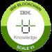 -IBM Blockchain SCALE Badge-