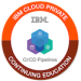 -IBM Cloud Private CI/CD Badge-