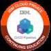 -IBM Cloud Private CI/CD Badge-