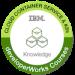 -IBM Kubernetes Badge-