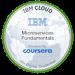 -Coursera - Microservices Fundamentals Badge-