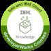 -IBM Istio Badge-