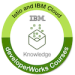 -IBM Istio Badge-