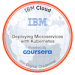 -Coursera - Microservices & Kubernetes Badge-