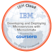 -Coursera - Microservices Fundamentals Badge-