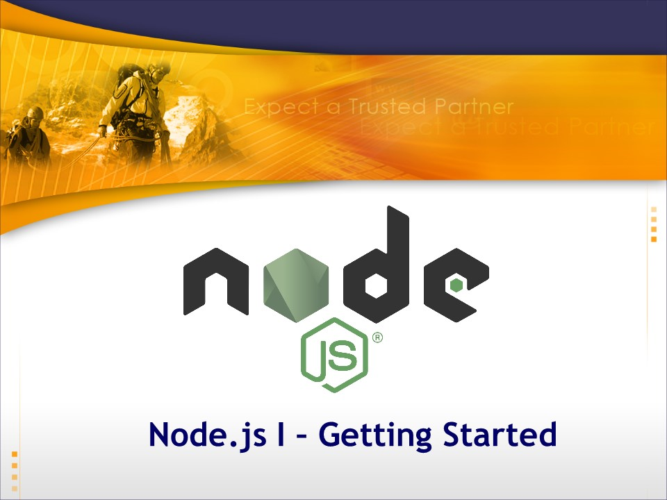 Node.js – Video: Getting Started