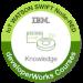 -IBM Node-RED & Watson Badge-
