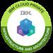 -IBM Cloud Private Architecture Badge-