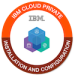 -IBM Cloud Private Installation Badge-