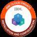 -IBM Cloud Private Installation Badge-