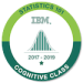-IBM SPSS - Statistics 1 Badge-
