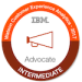 -IBM Watson Customer Experience Intermediate Badge-