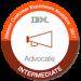 -IBM Watson Customer Experience Intermediate Badge-