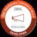 -IBM WebSphere Commerce - Developer Badge-
