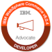 -IBM WebSphere Commerce - Developer Badge-